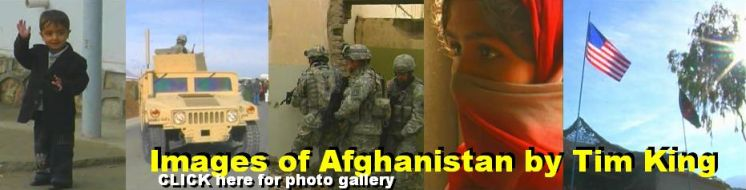 Images of Afghanistan by Tim King