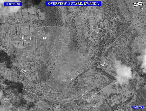 Pentagon's Satellite Photos of 1994 Rwanda Genocide - Salem-News.Com