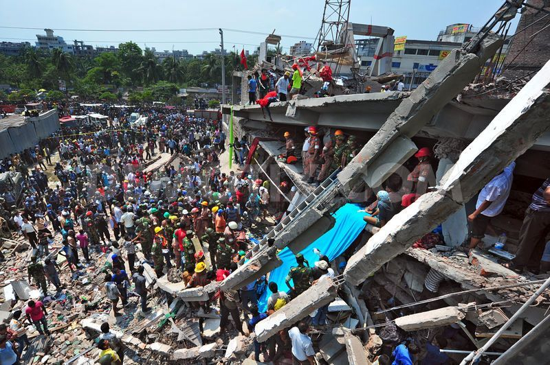 the rana plaza collapse workplace safety in bangladesh After rana plaza collapse, it was converted to form the ntpa on fire safety and structural integrity in the rmg sector of bangladesh in july 2013 (barua & ansary, 2017).
