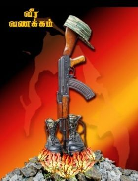 Tamil Tigers Honored on Maaverar Naal Heroes Day in Tamil ...