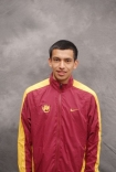 Willamette University runner Leo Castillo