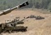 Israel Tanks firing on Lebanon