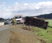 Fatal crash near McMinnville, Oregon 4-14-09