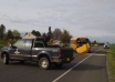 Fatal crash involving Oregon school bus near Scapoose, 5-7-08
