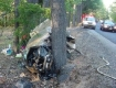 Fatal crash near Grants Pass, Oregon 9-27-09