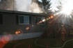 Damage to Canby home and business from 12-22-09 afternoon fire.