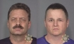 46-year old James Robert Parker, serving time for Contempt of Court, and 45-year old Michael Wayne Smith, down on an Assault charge, thought fast and helped save a deputy's life on a jail work crew.