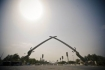 Crossed Swords of Baghdad, Iraq
