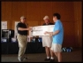 Kadel's Auto Body gives check to Make-A-Wish Foundation