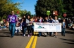 Alder Elementary Students, Parents and Staff at Teddy Bear Parade