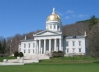 Capitol Building in Montpelier, Vermont
