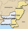 Baluchistan is a Pakistani state.