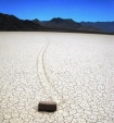 Mysterious Roving Rocks of Racetrack Playa.