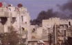 Homs under destruction