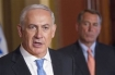 US House Speaker John Boehner and Israeli Prime Minister Netanyahu, is from the Atlantic Wire