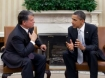 President Barack Obama Meets with King Abdullah
