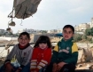 kids in Gaza