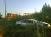 Train vs car crash near Keizer, Oregon 23 August 2012