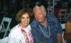 Kathy Kohner (Gidget inspiration) and Terry Tubesteak Tracy