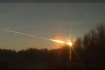 Meteor strikes Russia's Ural Mountains