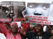 Rally against capture of Nigerian schoolgirls
