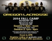 Oregon Ducks Lacrosse
