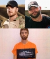 Navy SEAL Chris Kyle, Chad Littlefield and Marine Eddy Routh.