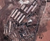 Google Earth image of chemical weapons facility in al-Safira.