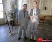Mr. Abul Kalam had met Ms. Anna Uggla