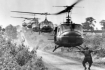 Helicopter squadron in Vietnam
