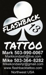 Since 1985, Tattoo Mike is one of the most reputable tattoo artists in Oregon.