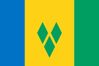 flag of convenience from St. Vincent and the Grenadines