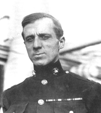 General Smedley Butler's press conference.