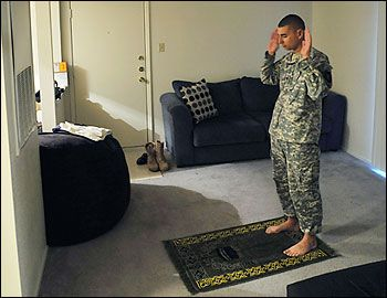 Muslim Soldiers In The Us Army And Ignorance Prejudice