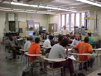 virginia tech classroom