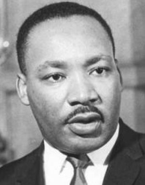 Rev. Dr. Martin Luther King