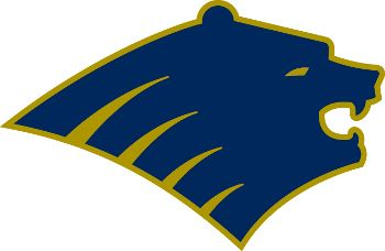 George Fox University Color Bruin Bear Logo