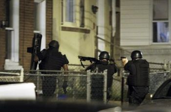Police raid in Lebanon, Tennessee