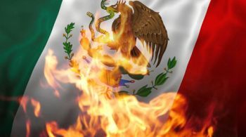 Mexico on fire
