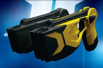 The new multi-shot TASER X3