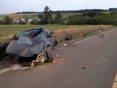 Polk County Oregon Crash