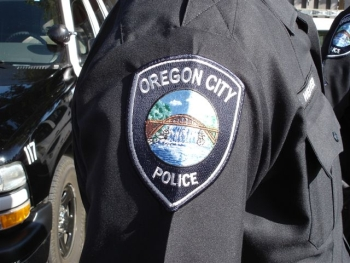 Oregon City's new police uniform