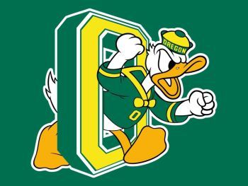 U of O Ducks