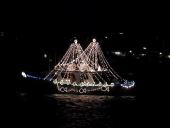 Newport Lighted Boat Parade