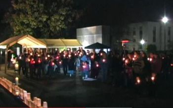 Candlelight ceremony in Salem for lost children