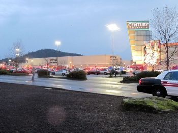 Clackamas Town Center in the aftermath