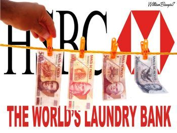HSBC money laundering