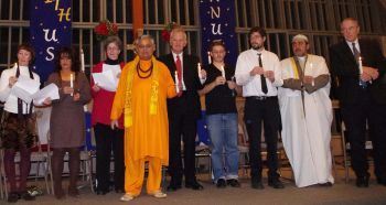 interfaith tribute for Conn. Shooting Victims