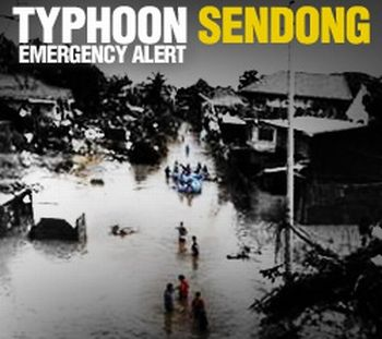 Sendong flood hits Philippines