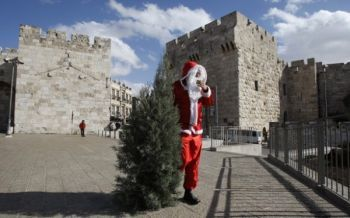 Santa in Nazareth